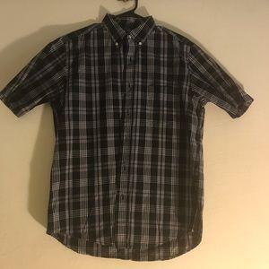 Men's George Size M 38-40 button up shirt